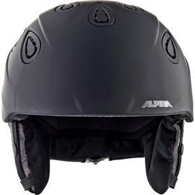 Alpina Grap 2.0 L.E. Casco de esquí, black matt